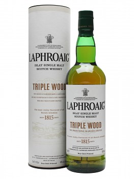 LAPHROAIG TRIPLE WOOD 0.7l 48%