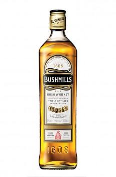 BUSHMILLS 1l              40%