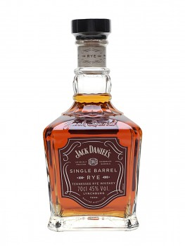 JACK DANIELS SINGLE BARREL RYE 0,7l45%