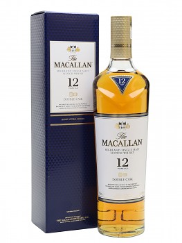 MACALLAN 12Y DOUBLE CASK  0,7l 40%