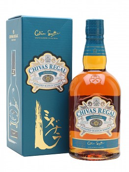 CHIVAS REGAL MIZUNARA  0,7l 40% GB