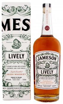 JAMESON LIVELY 1l 40%