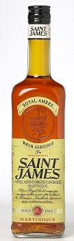 SAINT JAMES ROYAL AMBRE 1l 40%