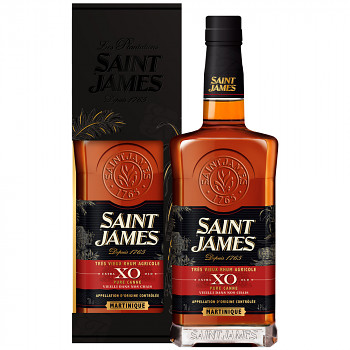 SAINT JAMES XO 0,7l 43% obj.
