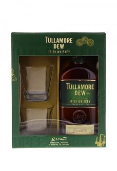 TULLAMORE DEW + 2x SKLO 0,7l 40%