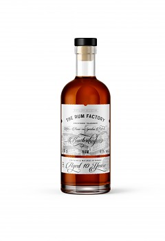 THE RUM FACTORY RUM 10YO 0,7l 41%