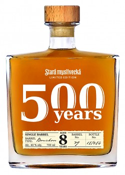 STARA MYSLIVECKA SINGLE BARREL 0,7l40%