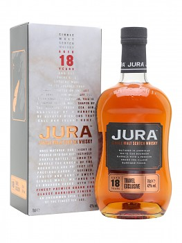 ISLE OF JURA  18YO 0,7l 44%
