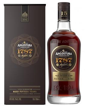 ANGOSTURA 1787 15YO  0,7l 40%