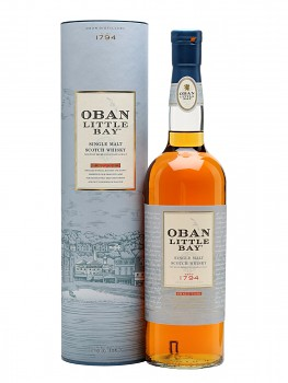 OBAN LITTLE BAY 0,7l 43%