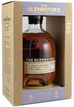 GLENROTHES VINTAGE 2004 0,7l 43% L.E