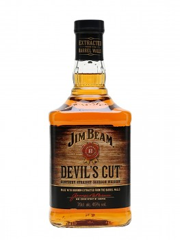 JIM BEAM DEVILS CUT 1l 45%