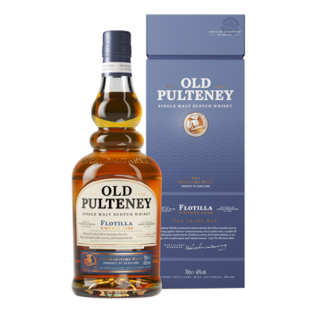 OLD PULTENEY VINTAGE 2008 0,7l46%obj L.E