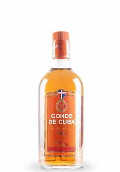 CONDE DE CUBA ANEJO 0,7l 37.5%