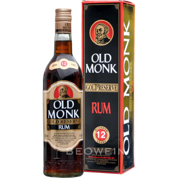 OLD MONK 12YO GOLD RESERVE 0,7l 42,8%