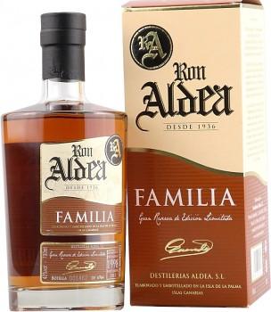 ALDEA 15YO FAMILIA 0,7l 40%