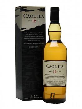 CAOL ILA 12YO 0,7L 43%