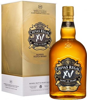 CHIVAS REGAL 15YO    0,7l 40%