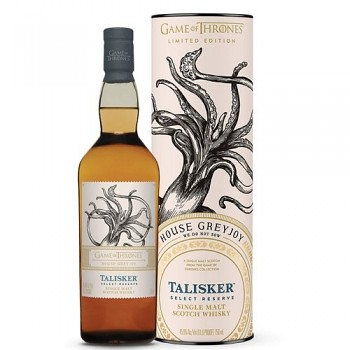 TALISKER SELECT 0,7l45,8%HOUSE GREYJOY