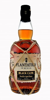 PLANTATION BLACK CASK B&J/EDD190,7lobjLE