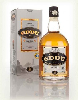 EDDU GREY ROCK 0.7l 40% GB