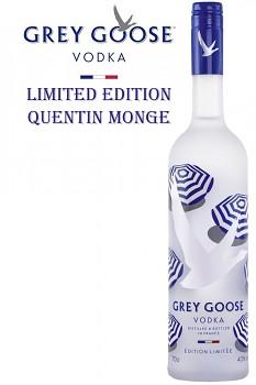 GREY GOOSE 0,7l 40% QUENTIN MONGE L.E