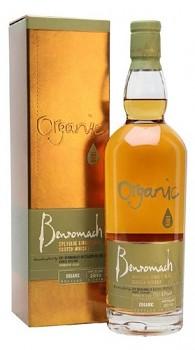 BENROMACH ORGANIC 2010 0,7l 43%