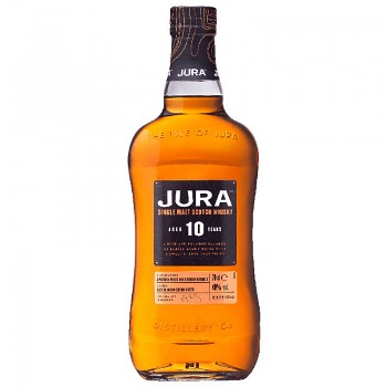 ISLE OF JURA  10YO  ORIGIN 0,7l 40%