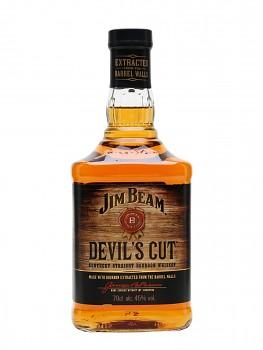 JIM BEAM DEVILS CUT 0,7l 45% obj.
