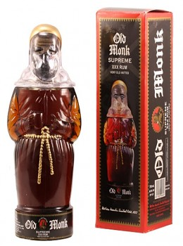 OLD MONK SUPREME XXX 0,75l 42,8% obj.