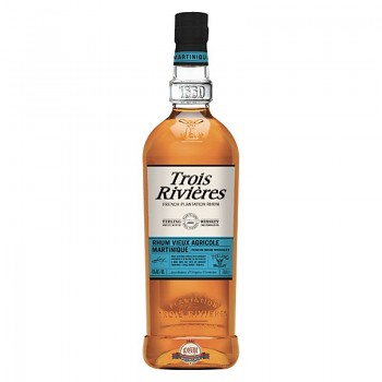 TROIS RIVIERES TEELING FINISH 0,7l 43%