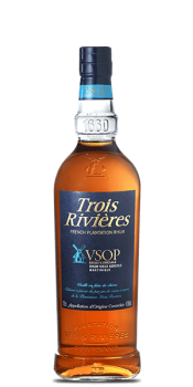 TROIS RIVIERES VSOP 0,7l 40% obj.