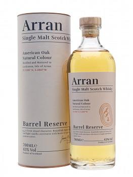 ARRAN MALT BARREL RESERVE 0,7l 43%obj.