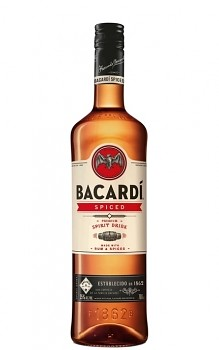 BACARDI SPICED 0,7l 35% obj.