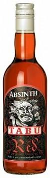 ABSINTH TABU RED 55% 0,7l (holá láhev)