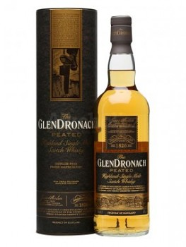 GLENDRONACH PEATED 0,7l 48%