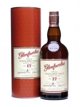 GLENFARCLAS 17Y 0,7l        43%