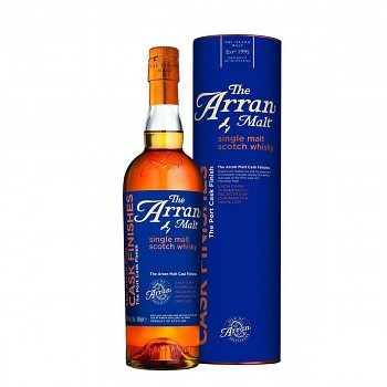 ARRAN PORT CASK FINISH 0,7l 50% obj.