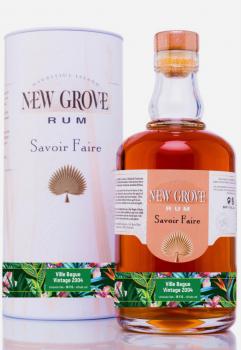 NEW GROVE 2004 VILLE BAGUE 45% 0,7l R.E