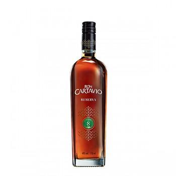 CARTAVIO RESERVA 8Y 0,7l 40%