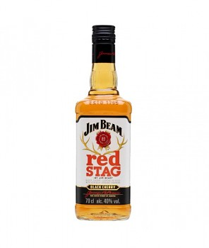 JIM BEAM RED STAG 1l 40% obj.