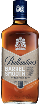 BALLANTINES BARREL SMOOTH 1l 40% obj.