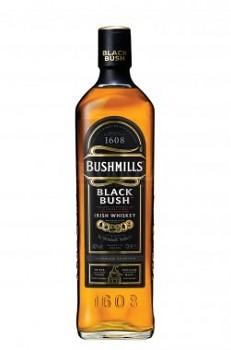 BUSHMILLS BLACK BUSH 1l 40%obj.