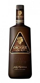CACIQUE 500 EXTRA ANEJO 40% 0,7lobj.