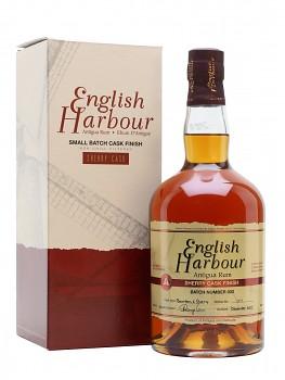 ENGLISH HARBOUR SHERRY CASK 0,7l 46%obj.