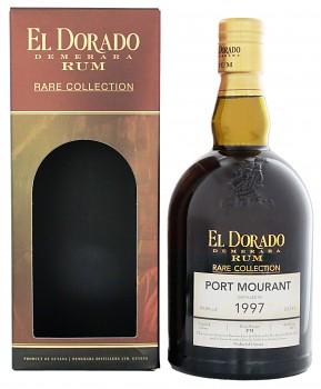 EL DORADO 1997 PORT MOURAN 0,7l57,9% R.E