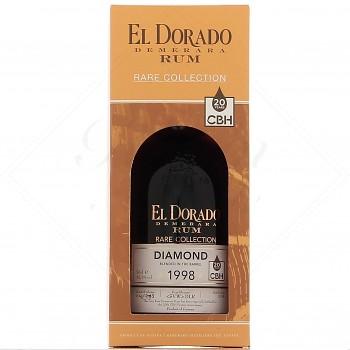 EL DORADO 1998 DAIMOND 0,7l 55,1%obj.R.E