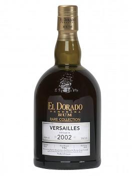 EL DORADO 2002 VERSAILLES 0,7l63%obj.R.E