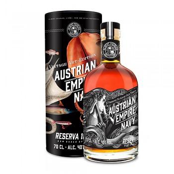AUSTRIAN EMPIRE RESERVA ART 0,7l 40% L.E