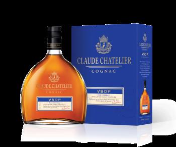 CLAUDE CHATELIER COGNAC VSOP 40% 0,7l